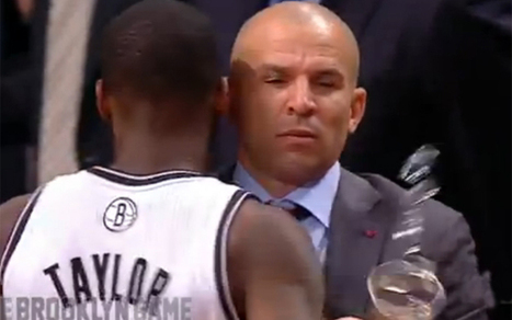 Today on YouTube: Jason Kidd, Brooklyn Nets coach, fined for intentionally ... - Telegraph.co.uk | Sports Ethics: Kaup, T. | Scoop.it