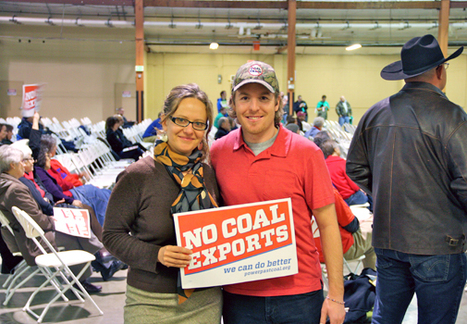 Battle Over Coal Trafficking Heats Up at Hearing | EcoWatch | Scoop.it