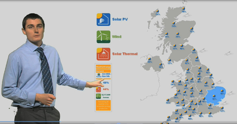 Translating UK weather into renewable energy generation | solarimmersion | Scoop.it