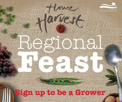 Home Harvest Regional Feast: Seeking Growers : Sustainable Melbourne | Melbourne Transition Initiatives | Scoop.it