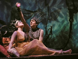 """Fairy Folklore and Mythology in """"A Midsummer's Night Dream"""" 