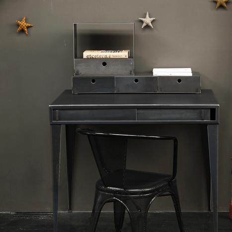 Am nager un bureau dans une petite chamb - Amenager un bureau dans une chambre ...