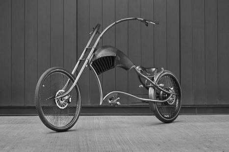 Archont : un vélo électrique inspiré d'Easy Rider   Efficycle   Scoop.it