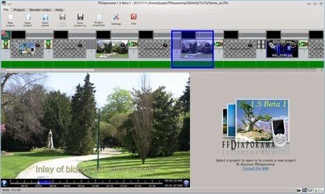 ffDiaporama : logiciel libre de montage vidéo | Mes ressources personnelles | Scoop.it