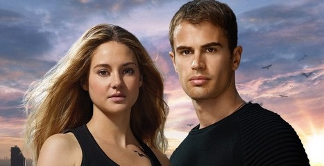 'Divergent's' Shailene Woodley, Theo James to appear at San Diego Comic-Con - Hypable | movies and gaming and shows | Scoop.it