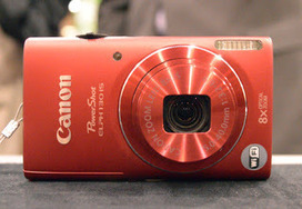 Canon Digital Camera PowerShot ELPH 130 IS First Impression Review >> Top Digital Camera Reviews | Top Digital Camera Reviews | Scoop.it