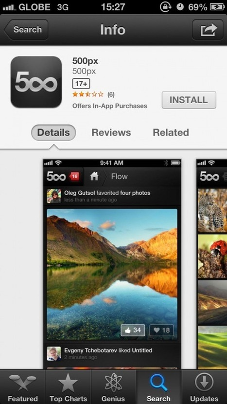 Apple Adds Prominent Age Rating Box In iOS App Store | Educated | Scoop.it