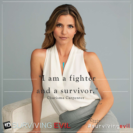 Charisma Carpenter Aims To Inspire With 'Surviving Evil' - Starpulse ... | INSPIRED | Scoop.it