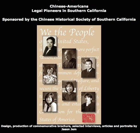 Prominent Chinese-Americans Attorneys, Judges & Politicians | Chinese American Now | Scoop.it