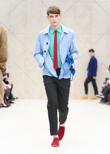 Burberry Prorsum Menswear Reveals S/S 2014 Collection | Best of the Los Angeles Fashion | Scoop.it