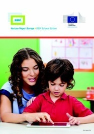 Horizon Report Europe - 2014 Schools Edition - JRC Science Hub - European Commission | Must Read articles: Apps and eBooks for kids | Scoop.it