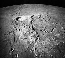 Active Moon?  Recent Lunar Surface Phenomena May Signal Some Form Of Volcanism | Earth & Space | Scoop.it
