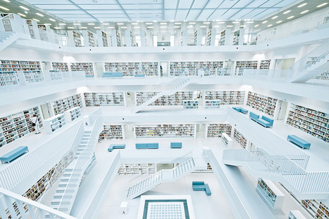 The 10 Weirdest And Most Wonderful Libraries In The World | Library & Information Science | Scoop.it