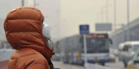 L'étude santé du jour: la pollution traverse les pores de notre peau | Toxique, soyons vigilant ! | Scoop.it
