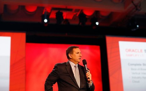 Oracle's Next Cloud Moves - New York Times (blog) | NeoData Test | Scoop.it