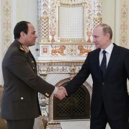 Le Département d'Etat américain critique le soutien apporté par Poutine à la candidature d'Al-Sissi à l'élection présidentielle | Égypt-actus | Scoop.it