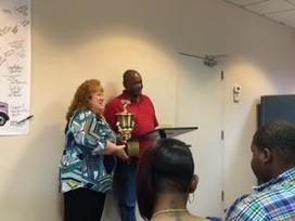 Truck Driver Recognized For 3-Million Miles Accident Free | Transport & Logistics | Scoop.it