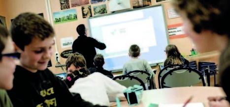 Quand les enseignants inventent le futur de l'école   Learning management system   Scoop.it