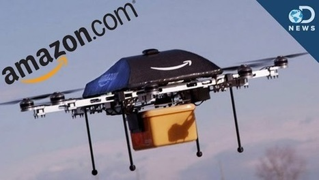 The hurdles facing Amazon's Delivery Drones | Rise of the Drones | Scoop.it