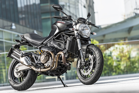 Ducati announces the brand new Monster 821 | Motorcycle Industry News | Scoop.it
