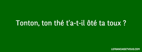 Un virelangue (tongue-twister) est une phrase... | LET'S GET CREATIVE! | Scoop.it