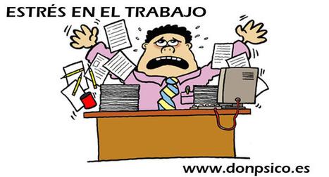 Estrés en el trabajo | Las TIC en el aula de ELE | Scoop.it