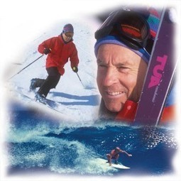 Profile: Yvon Chouinard | Telemark skiing | Scoop.it