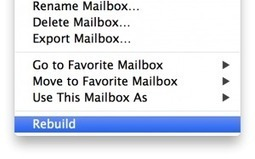 Tackle Gmail not loading in OS X Mail | Mac & iPhone | Scoop.it