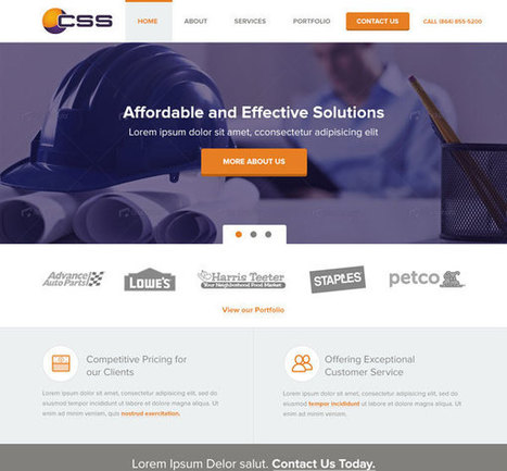 LANDING PAGES - Key Elements to Help You Make Your Landing Page Successful | A Marketing Mix | Scoop.it