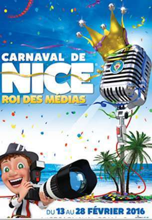 Carnival 2016 in Nice from 13th to 28th February | France Festivals | Scoop.it