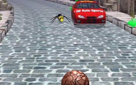 3D Zombie Ant Smasher Ball Run : Smash the zombie ants | Tech Cookies | Tech Cookies - Everything about Android | Scoop.it