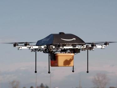 Versandhändler - Amazon will per Drohne ausliefern | That's science | Scoop.it