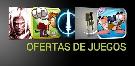 Google Play pone en oferta varios juegos con hasta el 80% de descuento | iPhone, iPad, iOS, Nexus7, Samsung, Android,... | Scoop.it