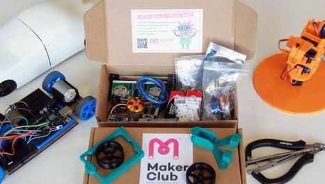 Inspiring the maker movement in UK education | 3D Virtual-Real Worlds: Ed Tech | Scoop.it