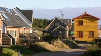 Moray eco-village assists pioneering research on renewable energy - STV Local | Sustain Our Earth | Scoop.it