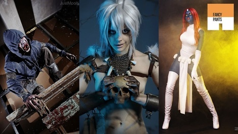 The Very Best In Cosplay: Julia Kasu | Cosplay News | Scoop.it