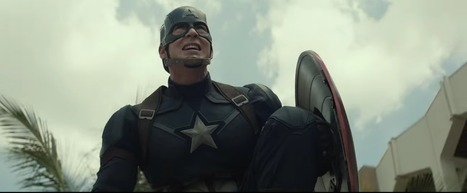 "See the epic ""Captain America:Civil War"" trailer 