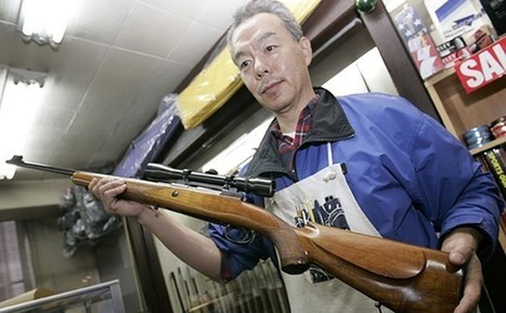 How Japan Has Virtually Eliminated Shooting Deaths | Community Village Daily | Scoop.it