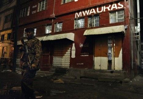 Terrorisme, paranoïa et cantine scolaire , carte postale de Nairobi   Du bout du monde au coin de la rue   Scoop.it