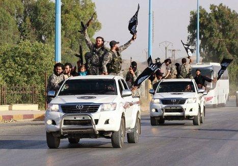 Massaker in Syrien: IS-Miliz tötet offenbar 700 Angehörige eines Stammes | Deutscherverlag.com | Scoop.it
