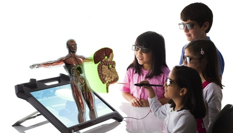 Rendering and Manipulating 3D Virtual Images Right Before Your Eyes (This is Too Cool)! — Emerging Education Technologies | Augmentation in Education | Scoop.it