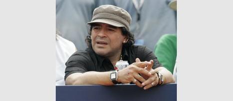 """Maradona: """"Les choses ne sont pas propres dans le football""""   La corruption dans le foootball   Scoop.it"""