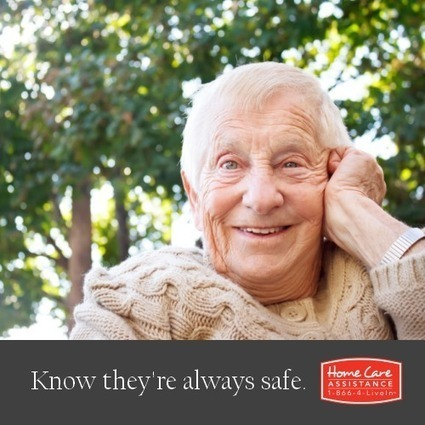 Using a GPS to Keep Your Senior Safe | Home Care Assistance of West Texas | Scoop.it