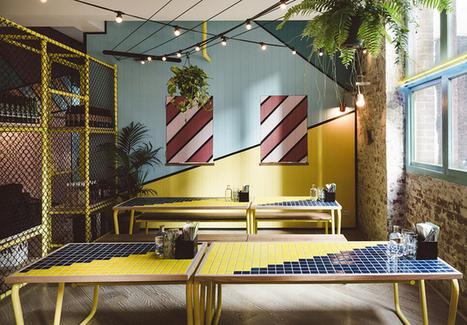 Restaurant Fonda - Blogs decoration,...   Décoration: hôtels & restaurants   Scoop.it