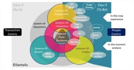 Enjeux métiers 3.0 : Les DSI lancent un SoS Digital ! | Quatrième lieu | Scoop.it