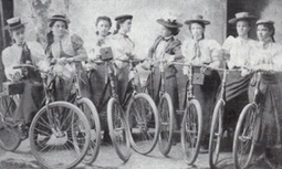 The secret history of 19th century cyclists | histgeoblog | Scoop.it