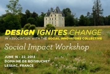 The Design Ignites Change Social Impact Workshop | The Living Principles | Media Psychology and Social Change | Scoop.it