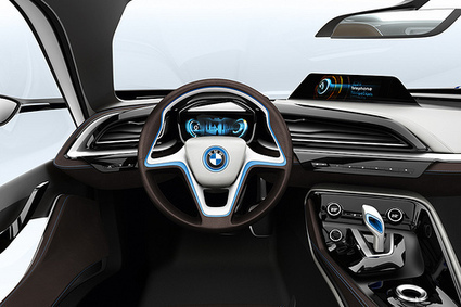 BMW i8 Concept: First Look - KickingTires | What Surrounds You | Scoop.it