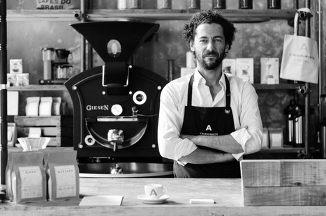 How to Quit Your Job And Start A Coffee Roasting Company | Coffee News | Scoop.it