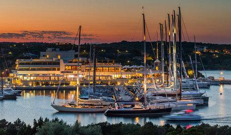 A Cutting-Edge, Upstart Yacht Club in Sardinia | WonderfulSardinia | Scoop.it
